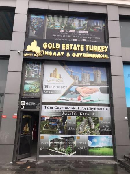 Gold Estate Turkey
