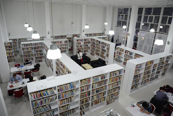 Nusaybin Halk Kütüphanesi