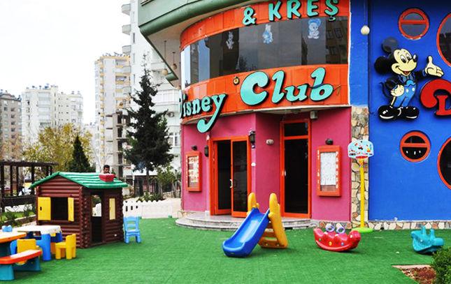 Dısney Club Kreş