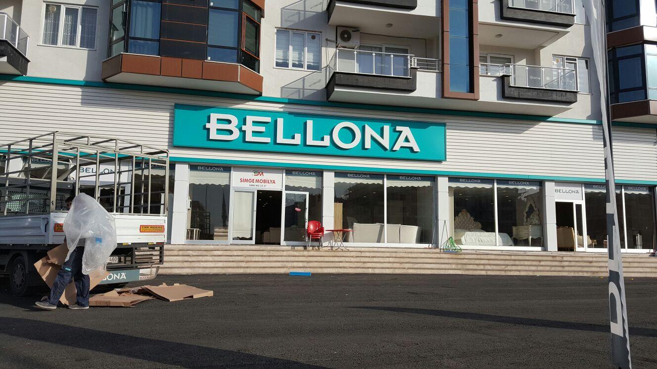 Bellona Simge Mobilya
