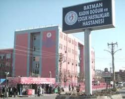 Batman Kadın Doğum & Çocuk Hastanesi