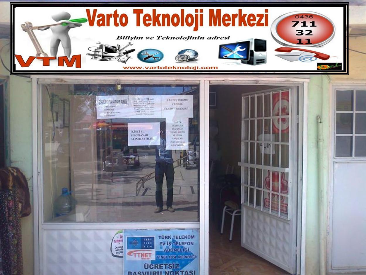 VartoTeknoloji Merkezi