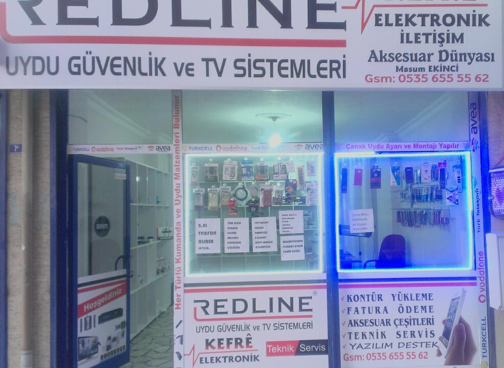 Redline Elektronik İletişim