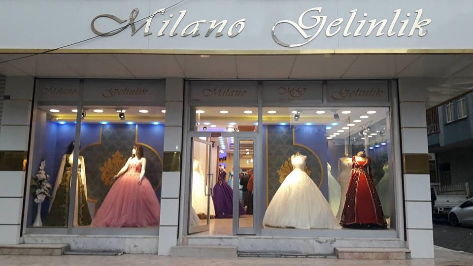 Milano Gelinlik