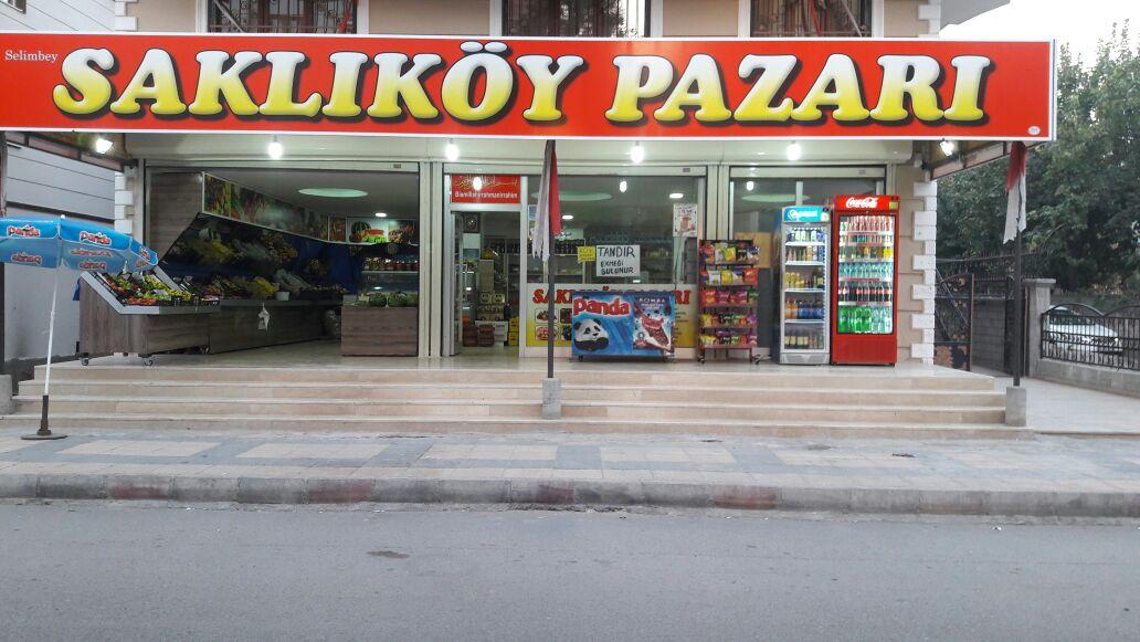 Saklıköy Pazarı