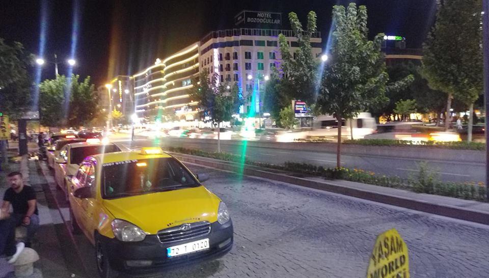 World Yaşam  Taksi