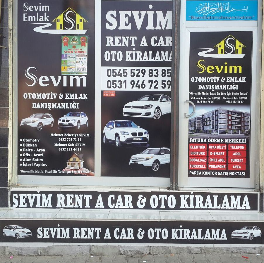 Sevim Rent A Car