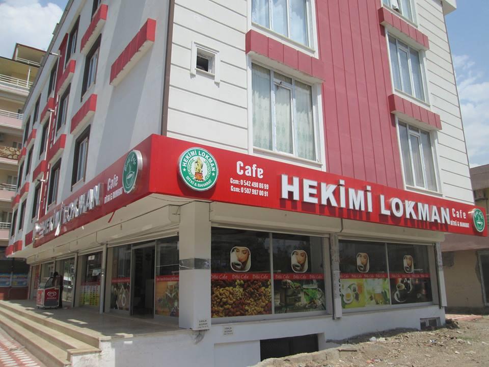 Hekimi Lokman Cafe