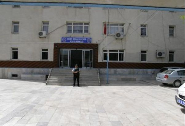 İluh Şehit Özkan Kocaser Polis Merkezi Amirliği