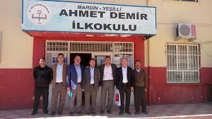 Ahmet Demir İlk Öğretim Okulu
