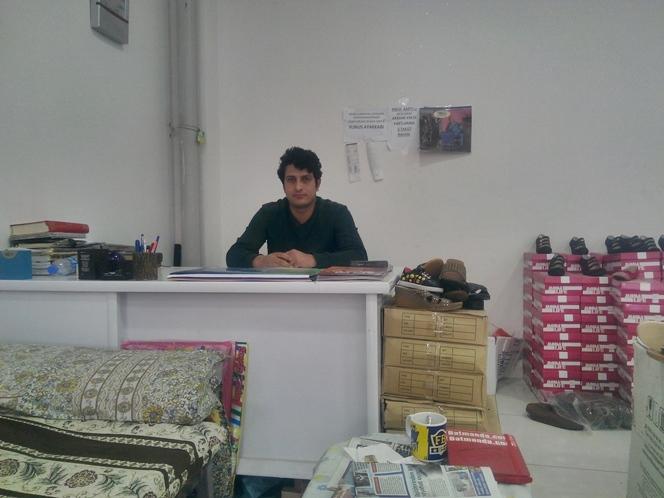Yunus Ayakkabı Toptan Satış Mağazası