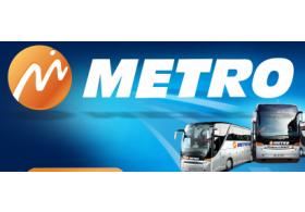 Kızıltepe Metro Turizm Çarşı Acentesi