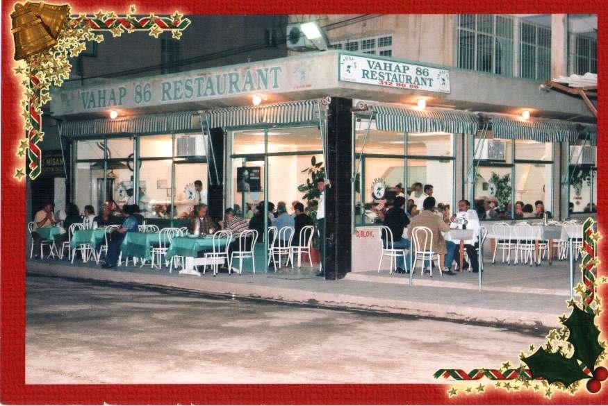 Vahap 86 Restaurant