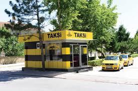 Öz Muş Taksi Durağı