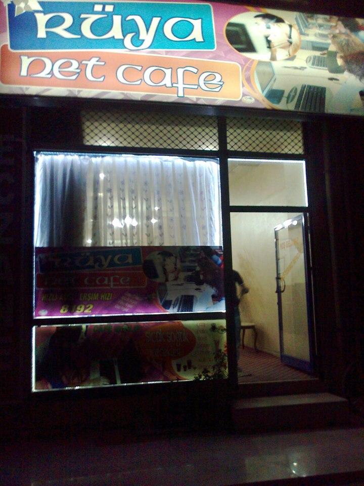 Rüya Net Cafe Batman