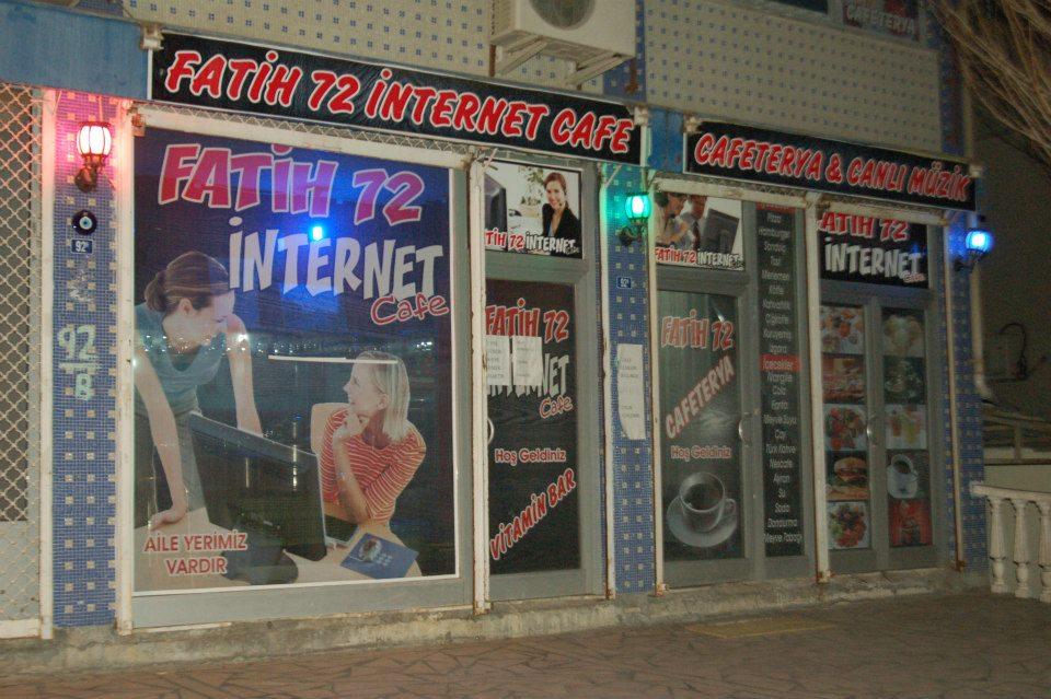 Fatih 72 İnternet Cafe