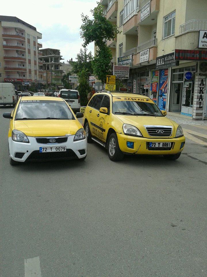 Batman Adliye Taksi