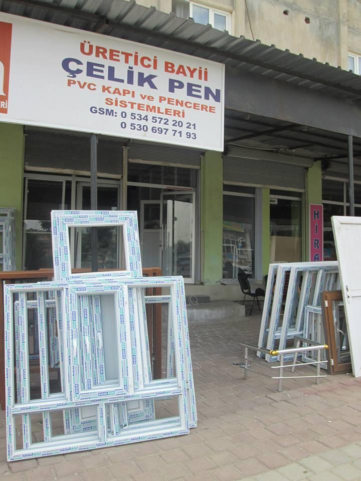 Çelik Ve Tekin Pvc Kapı & Pencere Sistemleri