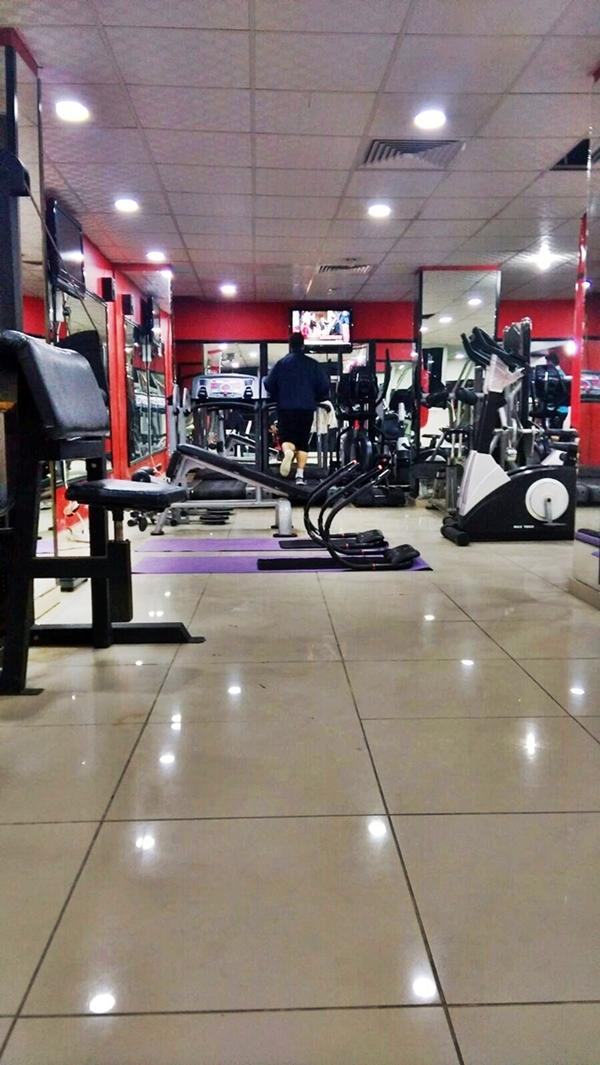 Win Gym Fitness Center