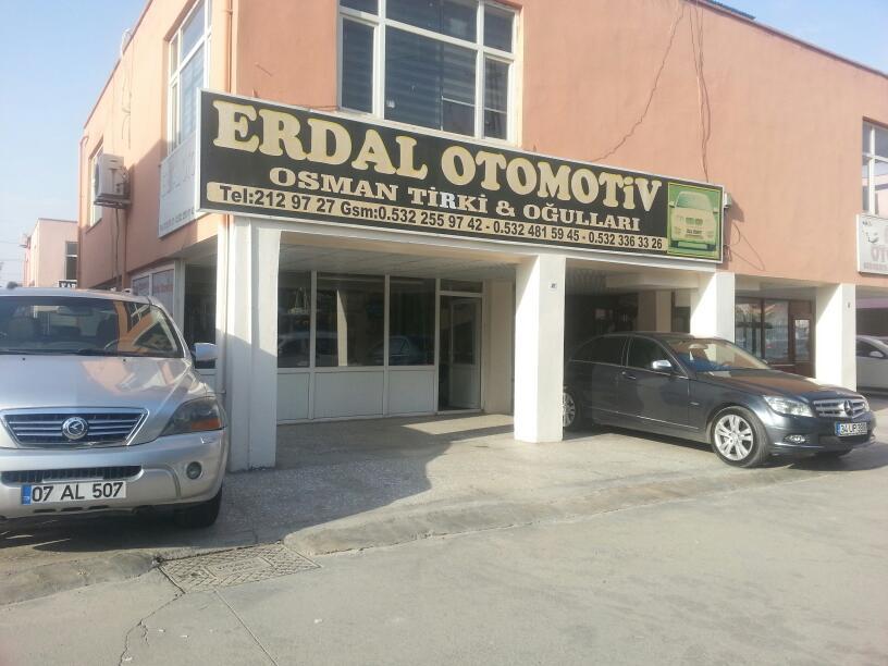 ERDAL OTOMOTİV