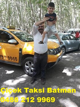 Çiçek Taksi Batman