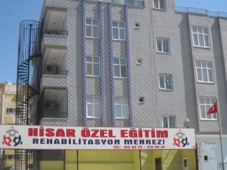 Özel Hisar Özel Eğitim ve Rehabilitasyon Merkezi