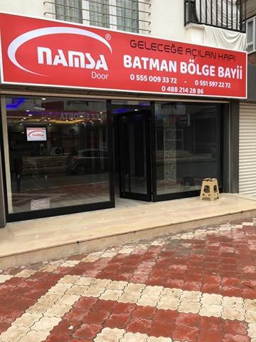 Namsa Door