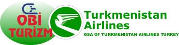 Obi Turizm Ticaret Ltd.Şti / Turkmenistan Hava Yolları