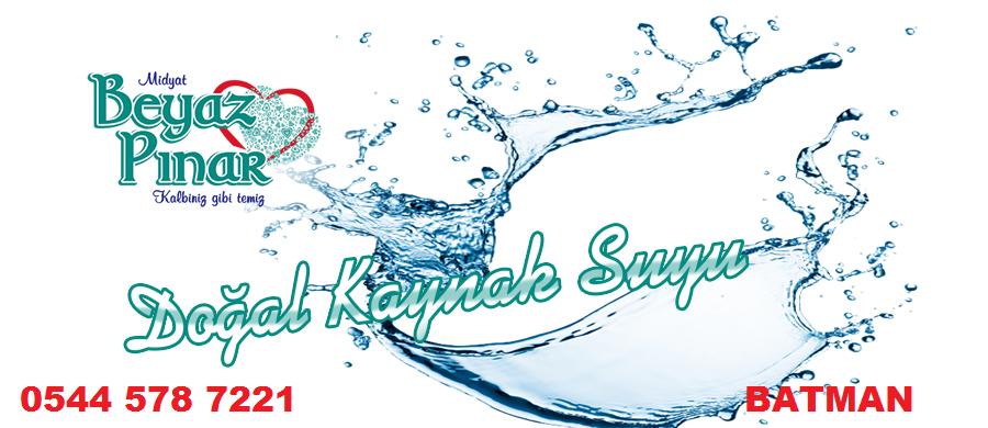 Beyaz Pınar Su