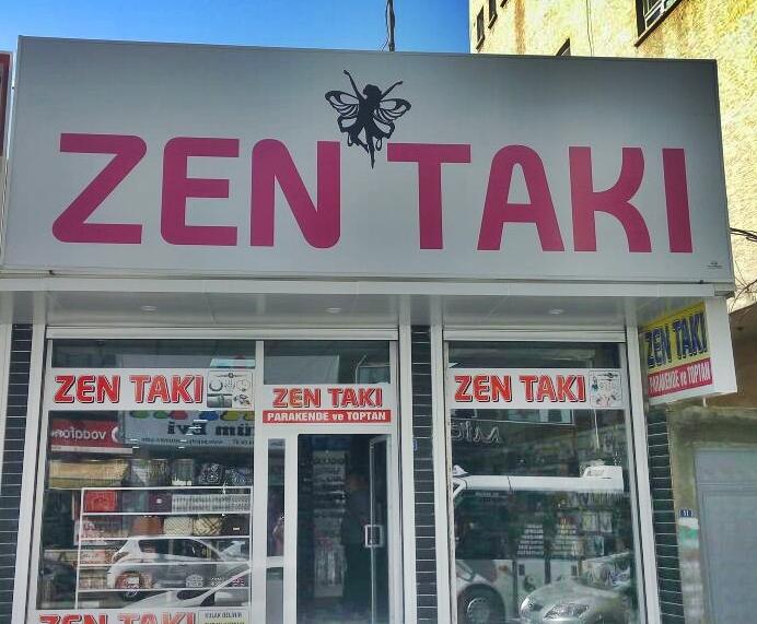 Batman Zen Takı