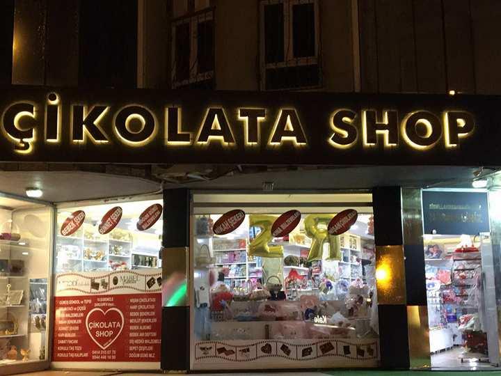 Çikolata Shop Şanlıurfa