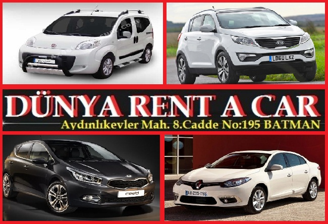 DÜNYA RENT A CAR