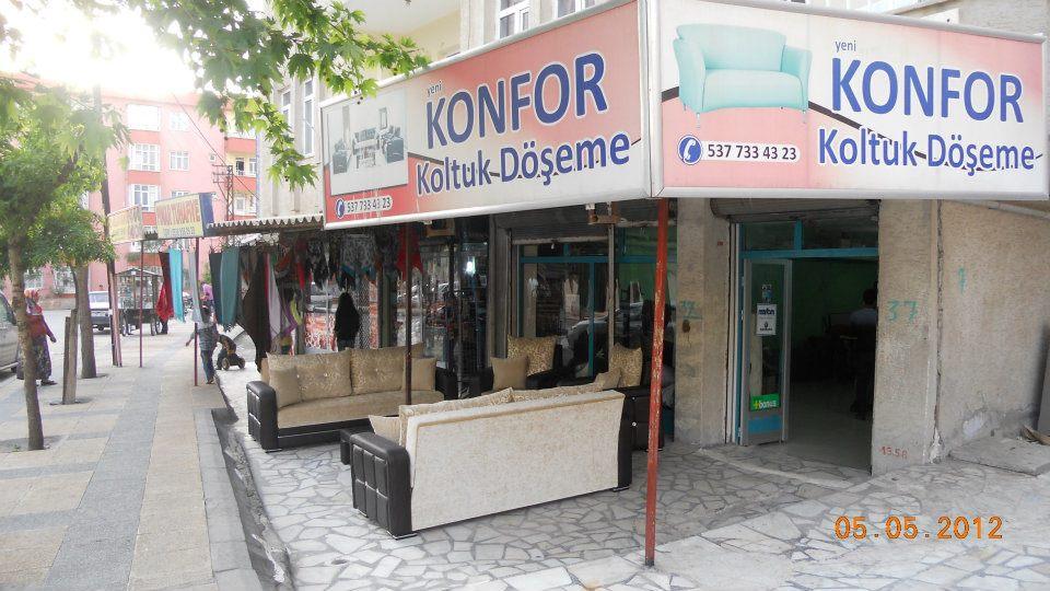 KONFOR KOLTUK DÖŞEME