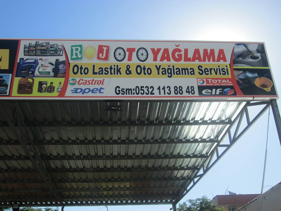 Roj Otomotiv & Oto Yıkama