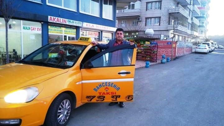 Bahçeşehir Taksi