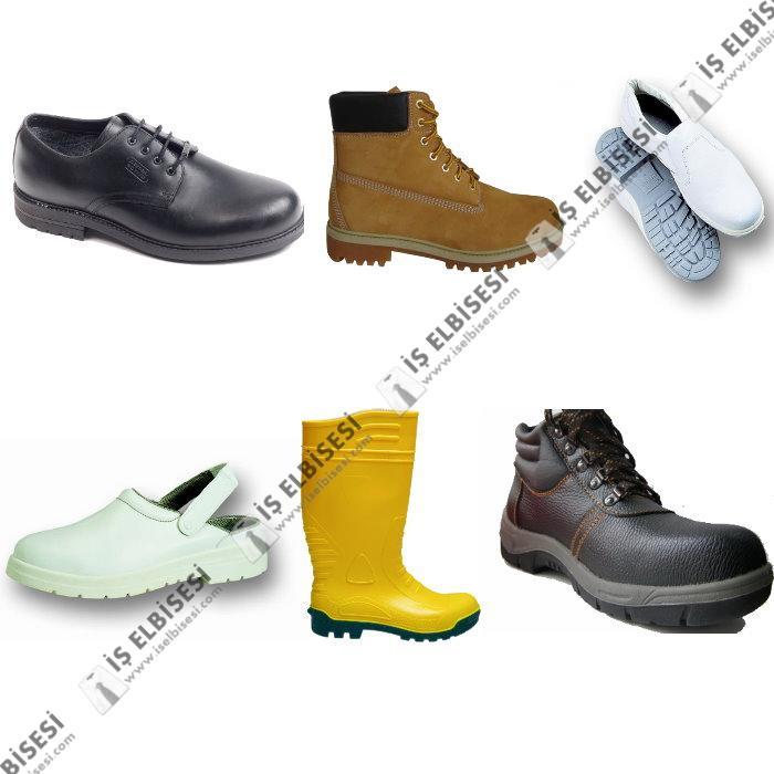 Hocaoğlu İş Güvenliği Yds İşçi Ayakkabıları