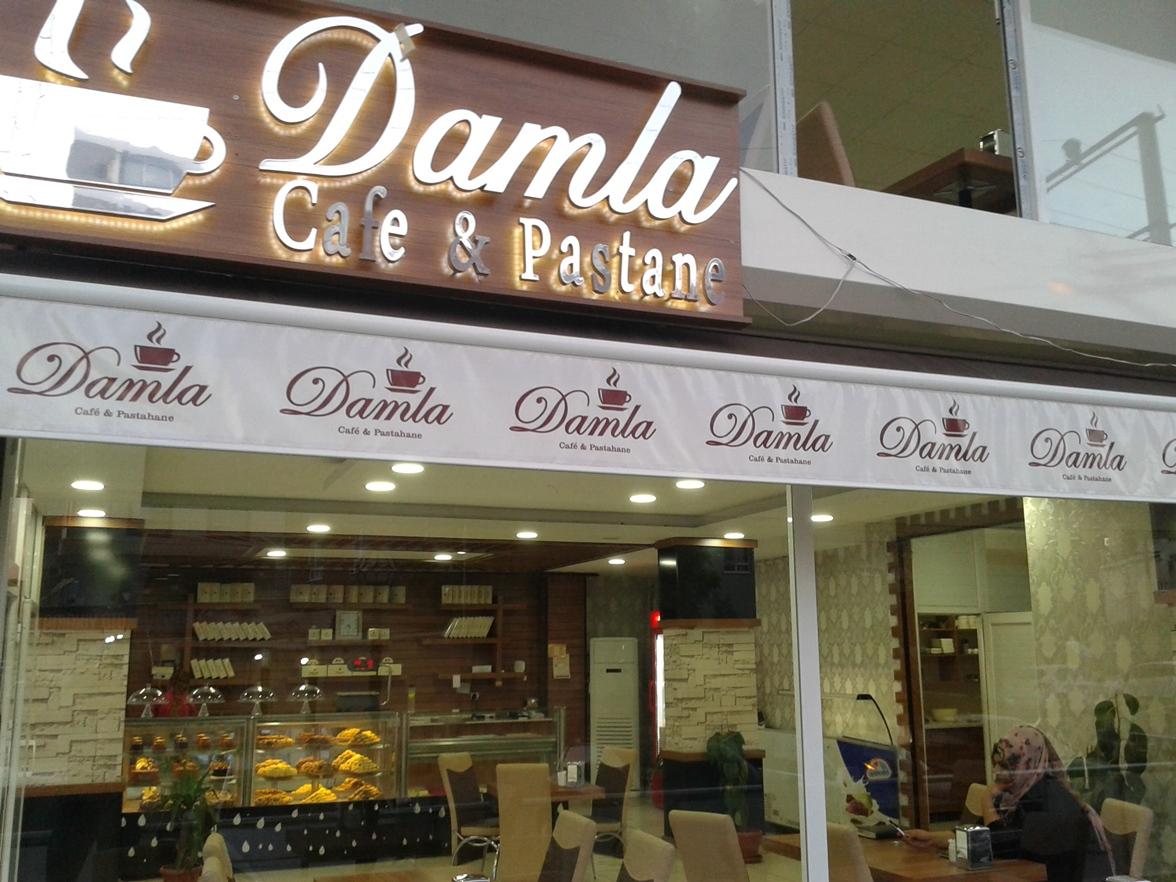 Damla Cafe Pastane