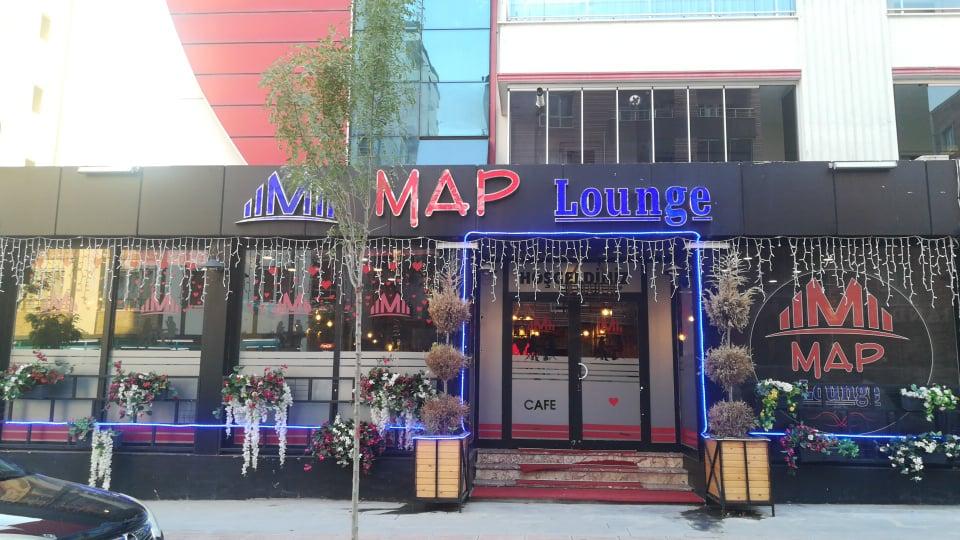 Map Lounge Kafe