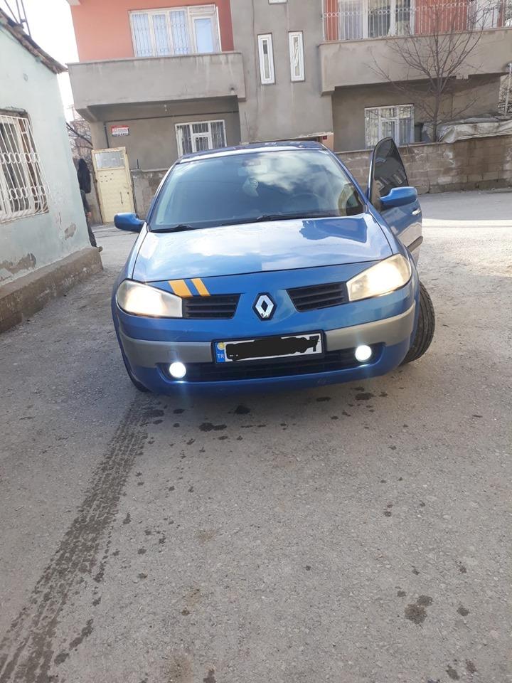 Vanda  Satılık Renault Araba