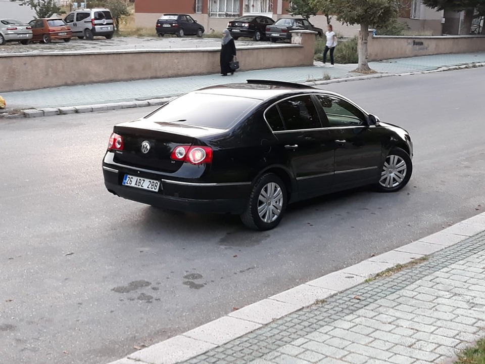 Eskişehir  2005 Model Passat Satılık Araba