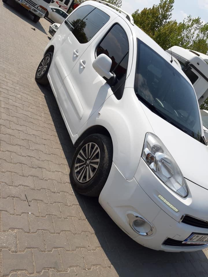 Nusaybinde Peugeot Partner Satılık Araba