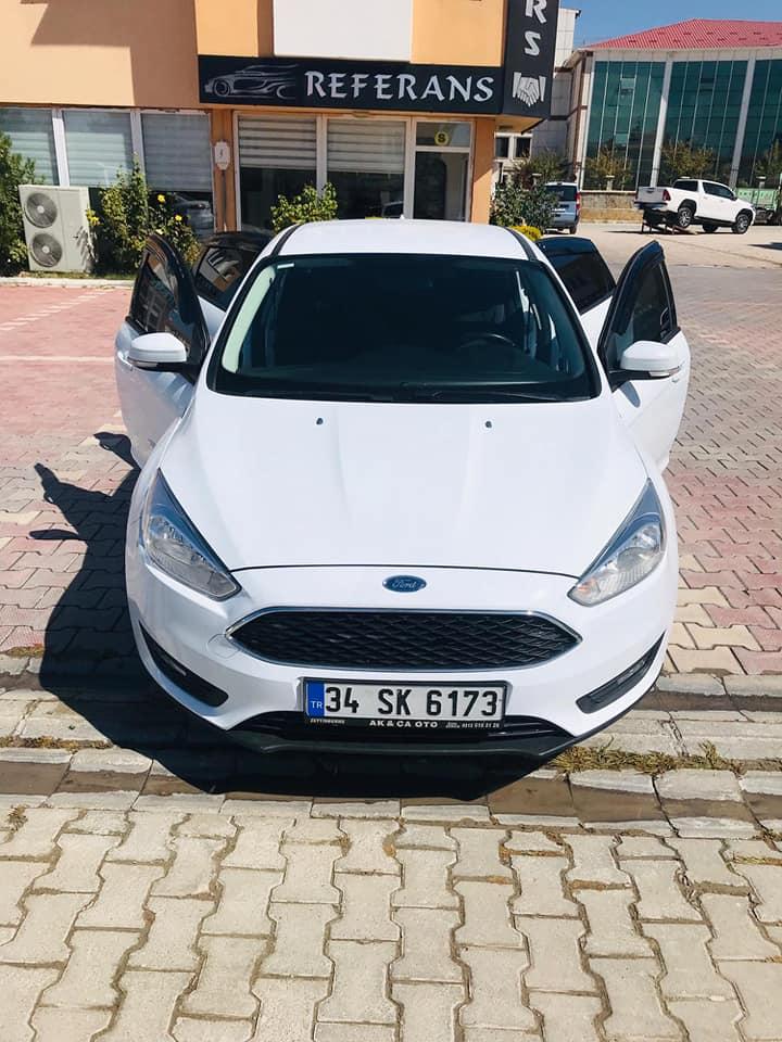 Vanda Satılık Ford Focus