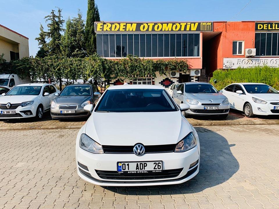 Mardin Satılık 2014 Volkswagen Araba