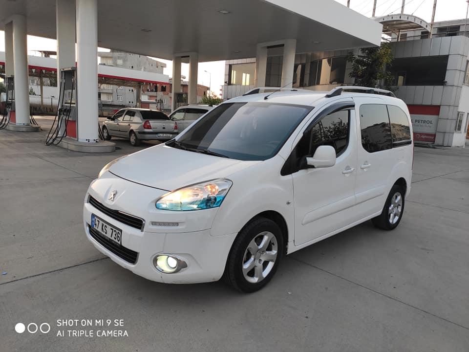 Batman Satılık Peugeot 2013 Model Araba