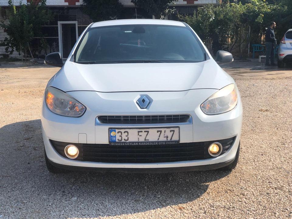 Mardin Satılık Renault  Fluence  Araba