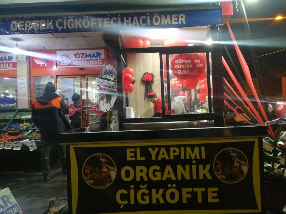 Gerçek Çiğköfteci Hacı Ömer