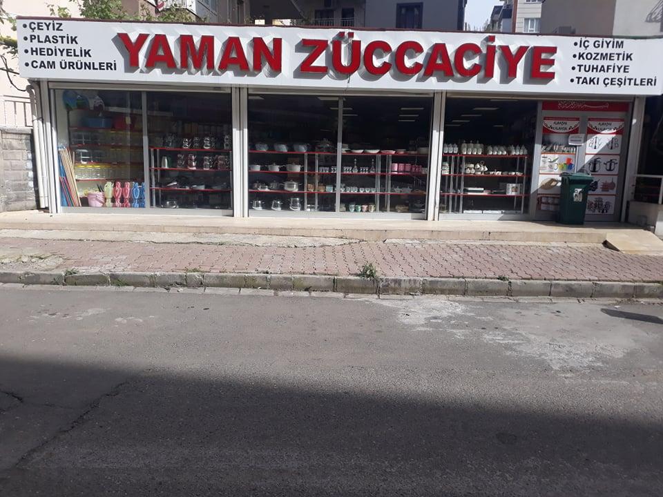 Yaman Market Ve Züccaciye