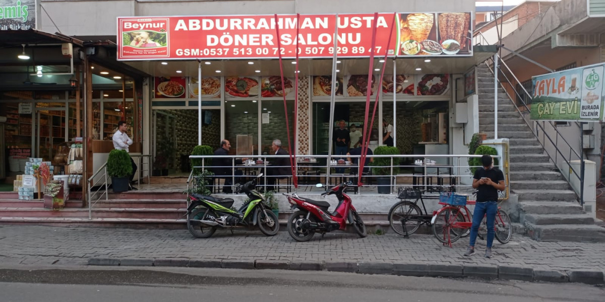 Abdurrahman Usta Döner  Salonu