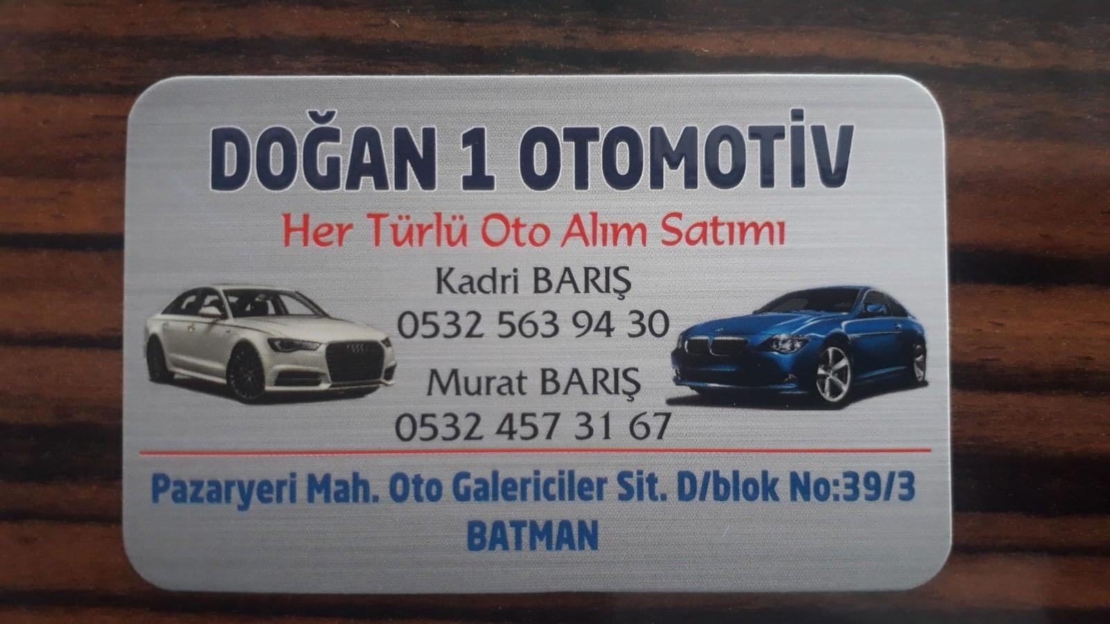 Doğan-1-Otomotiv