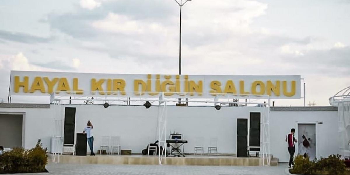 Hayal Kır Düğün Salonu